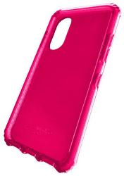Cellular Line Tetra Force Shock-Twist pouzdro pro iPhone X, fuchsiové