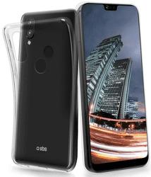SBS Skinny pouzdro pro Huawei P20 Lite, transparentní