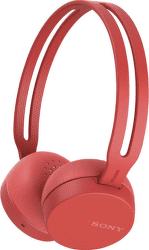Sony WH-CH400 červená