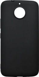 Mobilnet gumové pouzdro pro Motorola Moto G5s Plus, černé