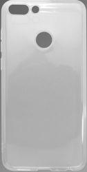 Mobilnet gumové pouzdro pro Huawei P Smart, transparentní