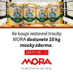 Dárek k vestavným troubám Mora