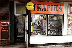Trafika Dr.M.Horákové