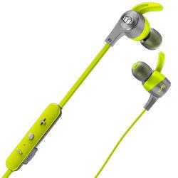 Monster iSport Achieve In-Ear Wireless zelená