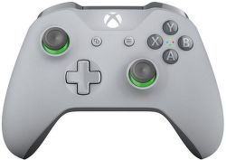 Microsoft Xbox One S Wireless Controller šedý