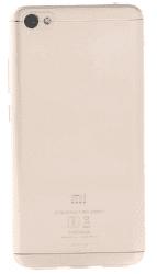 Xiaomi Soft Case pouzdro pro Xiaomi Redmi Note 5A, transparentní