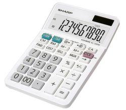 Sharp EL-330W - Stolní kalkulačka