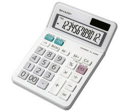 Sharp EL-320W - Stolní kalkulačka