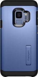 Spigen Tough Armor pouzdro pro Samsung Galaxy S9, modré