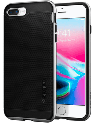 Spigen Neo Hybrid 2 pouzdro pro Apple iPhone 7/8 černo-šedé