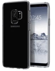 Spigen Liquid Crystal pouzdro pro Samsung Galaxy S9, transparentní