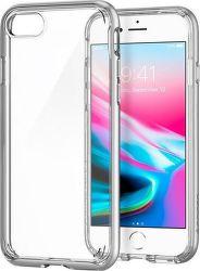 Spigen Neo Hybrid Crystal pouzdro pro Apple iPhone 7/8, stříbrné