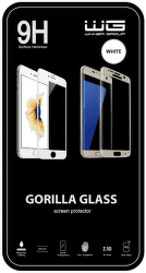 Winner tvrzené 3D sklo pro Apple iPhone 8, bílá