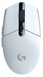 Logitech G305 Recoil (bílá)