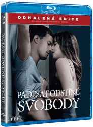 Padesát odstínů svobody - Blu-Ray film