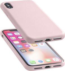 Cellularline Sensation pro iPhone X, růžová