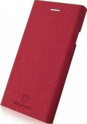 Redpoint Roll Magnetic pouzdro pro Xiaomi Redmi Note 5A, červené