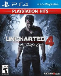 Uncharted 4: A Thief´s End (PlayStation Hits Edition) - PS4 hra