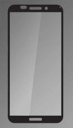 Qsklo ochranné sklo pro Huawei Y5 2018, černé