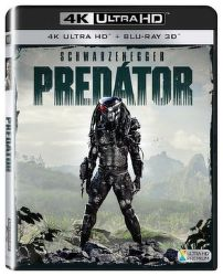 Predátor - Ultra HD + 3D/2D Blu-ray film