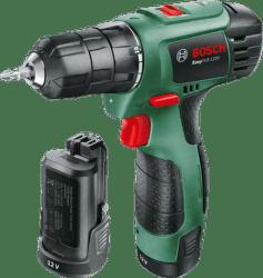 Bosch EasyDrill 1200 šroubovák, 2x AKU 12V/1,5AH