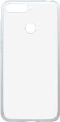 Mobilnet gumové pouzdro pro Huawei Y6 Prime 2018, transparentní