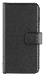 Xqisit Slim Wallet Selection pouzdro pro iPhone 8/7/6S/6, černé