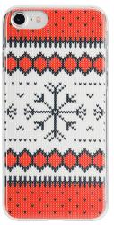 Flavr Ugly Xmas Sweater pouzdro pro iPhone 8/7/6S/6, červené
