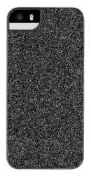 Flavr iPlate Glamour pouzdro pro iPhone SE/5S/5, černé