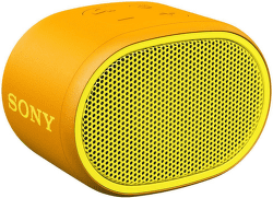 Sony SRS-XB01 žlutý vystavený kus s plnou zárukou
