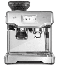 Sage SES880BSS the Barista Touch Semi Automatic