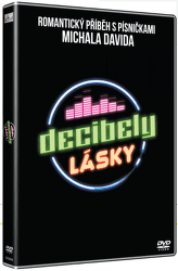 Decibely lásky - DVD film + CD soundtrack