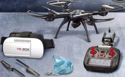 Quad RFD249252, RC dron Wifi brýle VR