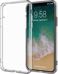 Puro Clear ochranné pouzdro pro Apple iPhone X/Xs, transparentní