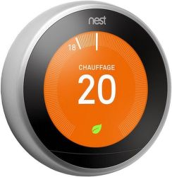 Google Nest 3. gen, termostat