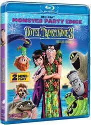 Hotel Transylvánie 3: Příšerózní dovolená - Blu-ray film