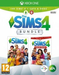 The Sims 4 + The Sims 4: Psi a Kočky - Xbox One hra