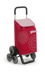 Gimi 154313 Tris Floral nákupní vozík (56L)