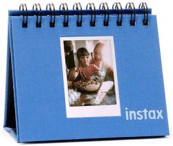 Fujifilm Instax Twin Mini Flip Album, kobaltově modrá