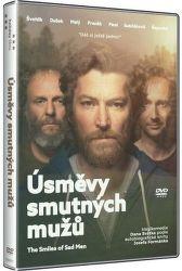 Úsměvy smutných mužů - DVD film