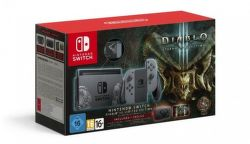 Nintendo Switch Diablo III Limited Edition + Diablo III