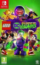 Lego DC Super-Villains - Nintendo Switch hra