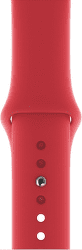 Apple Watch 40 mm sportovní řemínek, Product (RED)