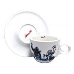 Lucaffé Blucaffé cappuccino šálky (6ks)