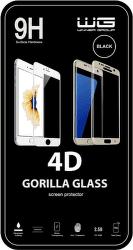 Winner 4D ochranné tvrzené sklo pro iPhone X/XS/11 Pro, černá