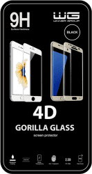 Winner ochranné tvrzené sklo iPhone X/iPhone XS 4D