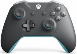 Microsoft Xbox One Wireless Controller šedo-modrý