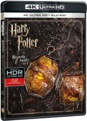 Harry Potter a Relikvie smrti 1 - Blu-ray + 4K UHD film