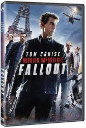 Mission: Impossible - Fallout - DVD film