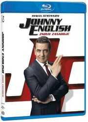 Johnny English znovu zasahuje - Blu-ray film